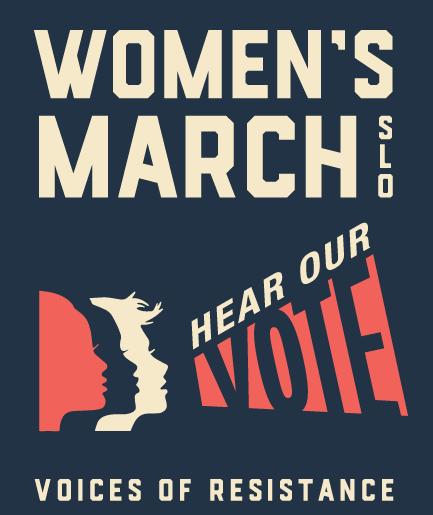 Women's March San Luis Obispo