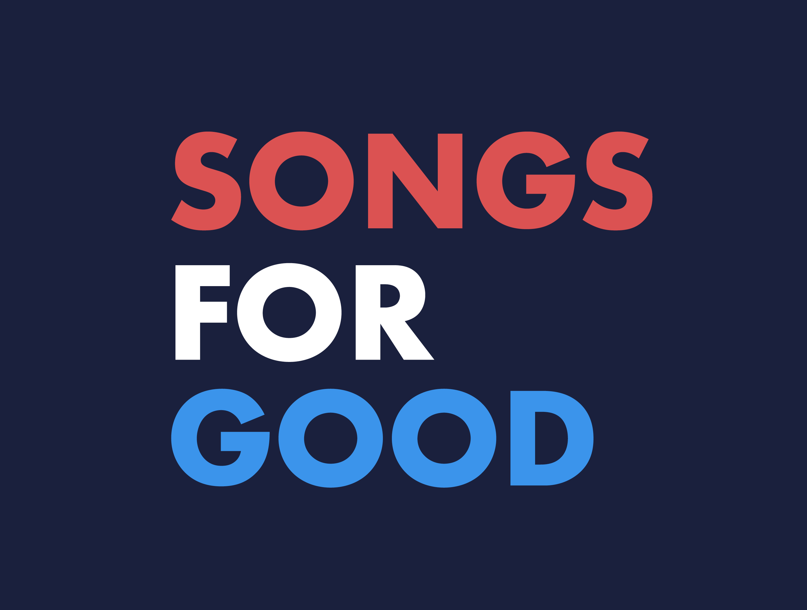 Songs for Good